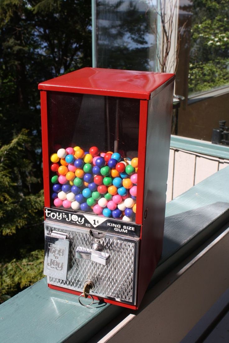 Toy N Joy Machine : Best images about antique gumball machine on pinterest
