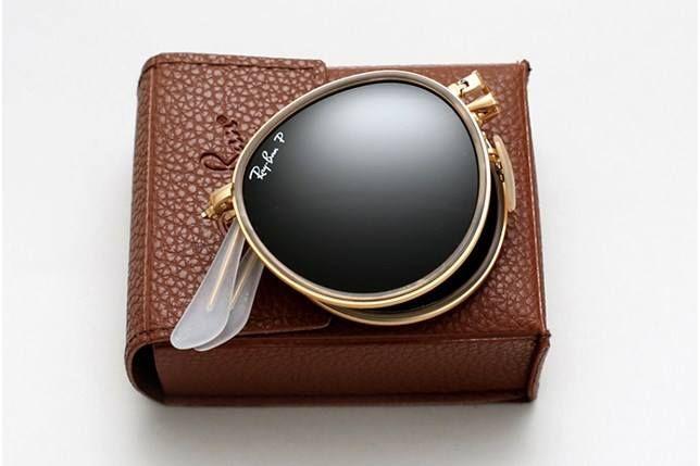 rayban classic iconic sunglasses foldable