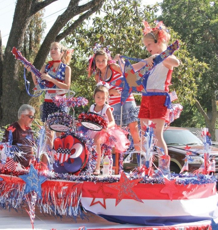 best 4th of july parades in america