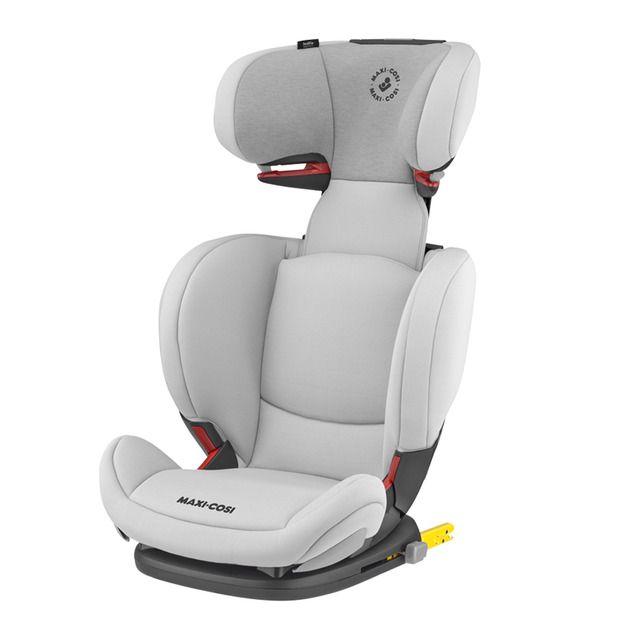 Silla De Auto Maxi Cosi Rodifix Ap Authentic Grey Gris Grupo 2 3 En 2020 Silla De Auto Autos Y Gris