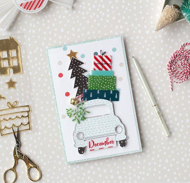 Last Christmas + Card + XmasCar cut file