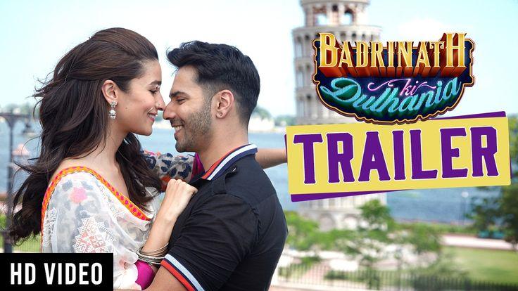 Already sweeping the internet! Crazy, naughty couple with full of dance & humor! Check out the trailer!  Badrinath Ki Dulhania Alia Bhatt Varun Dhawan