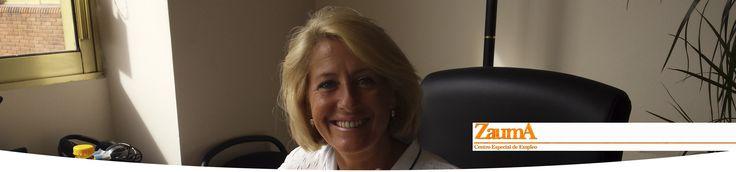 """Nos sentamos a charlar con Carol Carrillo CEO de #ZAUMA. Una empresa especializada en la búsqueda y selección de profesionales con discapacidad.""""Los equipos diversos obtienen mejores resultados empresariales."""" No te pierdas la #entrevista completa aquí:"""