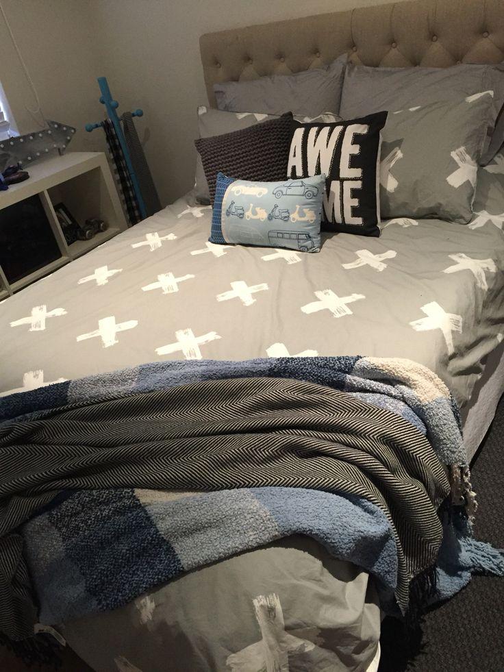 Sons bedroom