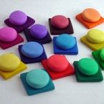 La colorazione delle paste polimeriche