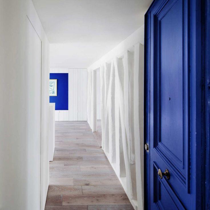 Refurbishment of a Paris Apartment / SWAN Architectes