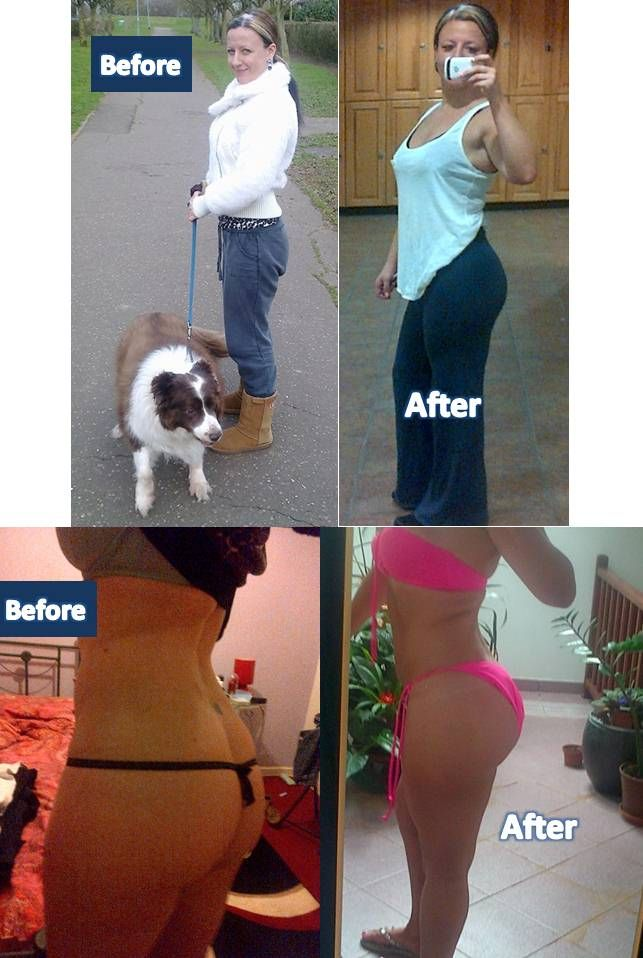 Get A Bigger Butt Every 2-To-4 Weeks When You-8505