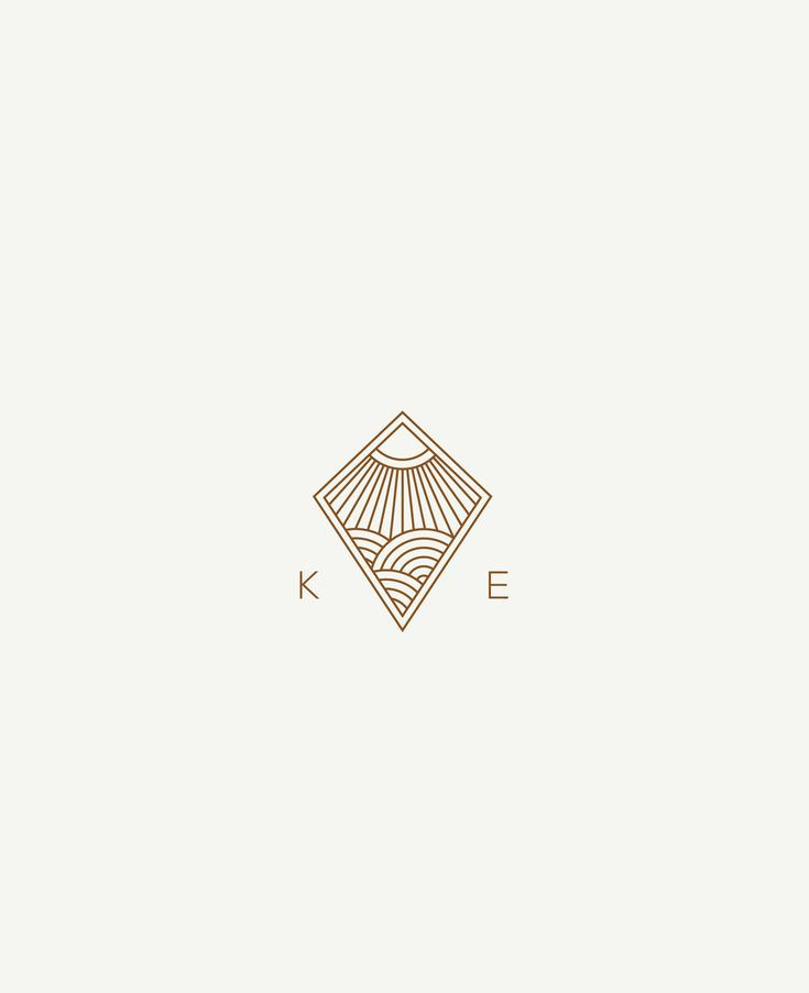 Logo inspiration minimalist with neutral color tones