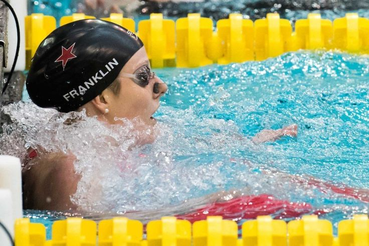 Missy Franklin showed the world what kind of shape she's in tonight at the 2015 Duel in the Pool with a dominating performance which resulted in a new US Open record.