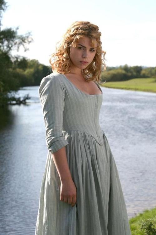 Billie Piper as Fanny Price in Mansfield Park (2007).