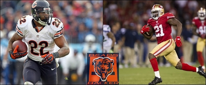 Week 11 NFL Game Preview: Chicago Bears @ San Francisco 49ers #chicago #bears #NFL #MNF #football