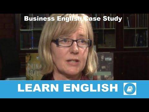 Business English Case Study: Asia Bookroom - E-ANGOL