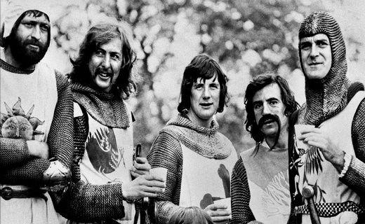 Les Monty Pythons