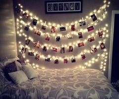 Cute room decoration idea