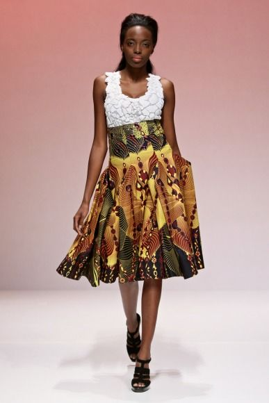 Latest African Fashion, African women dresses, African Prints, African ...
