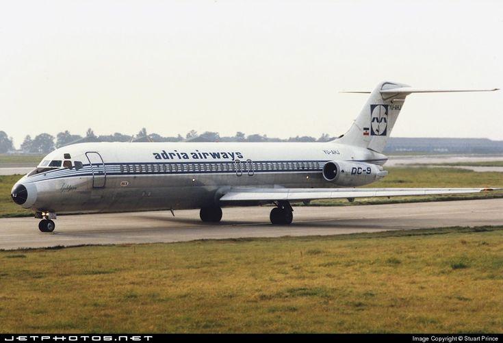 Adria Airways McDonnell Douglas DC-9-32