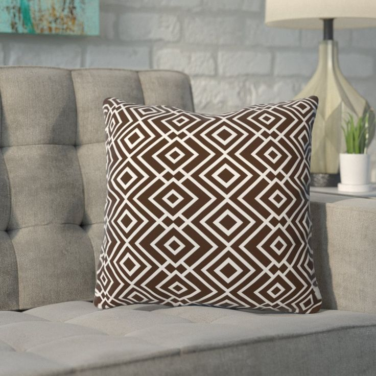 Banda Outdoor Throw Pillow