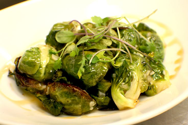 caramelized brussel sprouts sprouts with bacon biltmore estate veggie ...