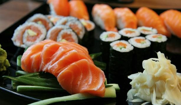 Sushi - Giappone