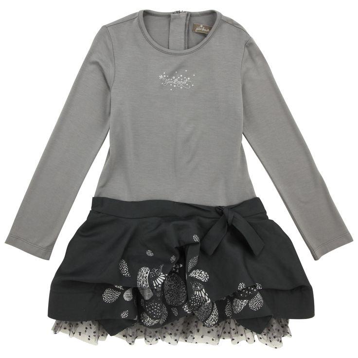 Jean Bourget Kid Girl dress (Edition Spéciale)