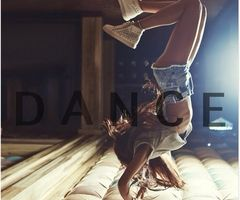 When you feel sad....DANCE!