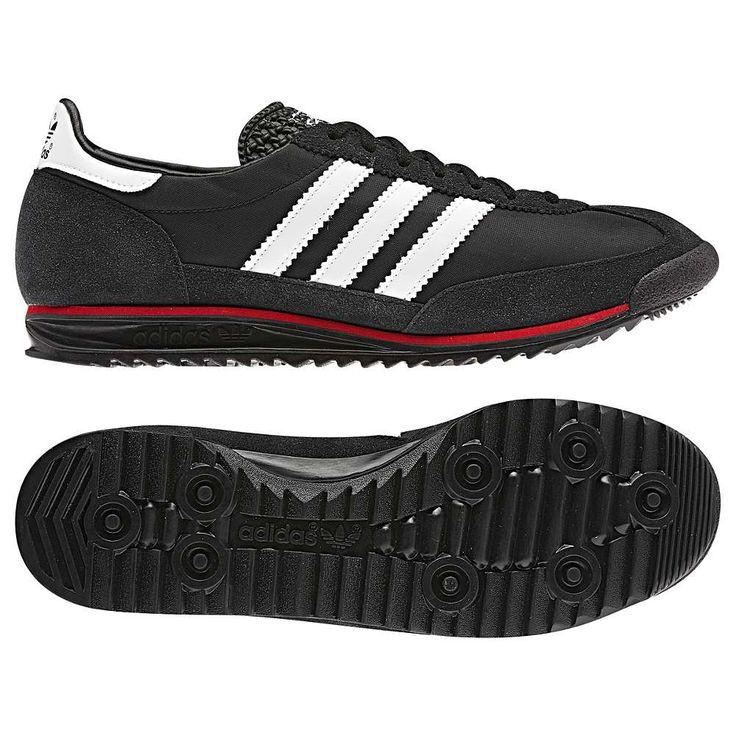 adidas SL72 Unisex Siyah Spor Ayakkabı (G63488)