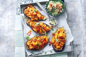 Het beste uit het Midden-Oosten en nog 100% vegetarisch ook!- Recept - Allerhande