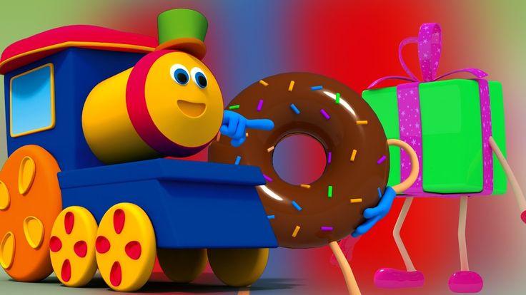 боб поезда | Шоколад Lane | Песни для малышей | Preschool Songs | Bob  T...Привет, дети! Сегодня Боб Поезд пришел из земли потешек и детей песен, чтобы взять Вас на детей ясельного возраста еще один из его веселых приключений. На этот раз он принимает вас на остров, который наполнен конфеты и шоколад! Так давайте и получайте удовольствие. #BobthetrainRussia #ChocolateLane #Детей #песня #Обучающие #kidsvideos #kidssongs #kidslearning #дошкольного #детскийсад #рифмы #образовательных…