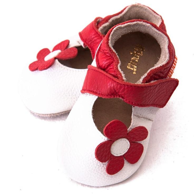 Liliputi® Soft Baby Sandals - Hawaii White  #soft #liliputi #babysandals