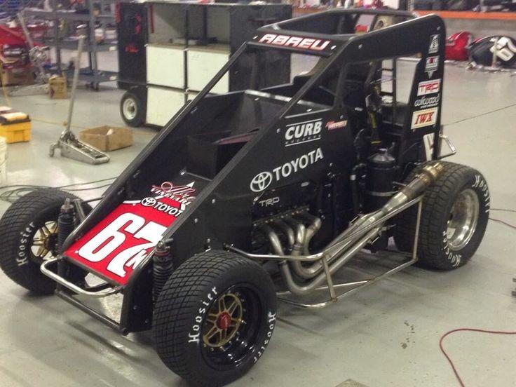 24L Midget Racing