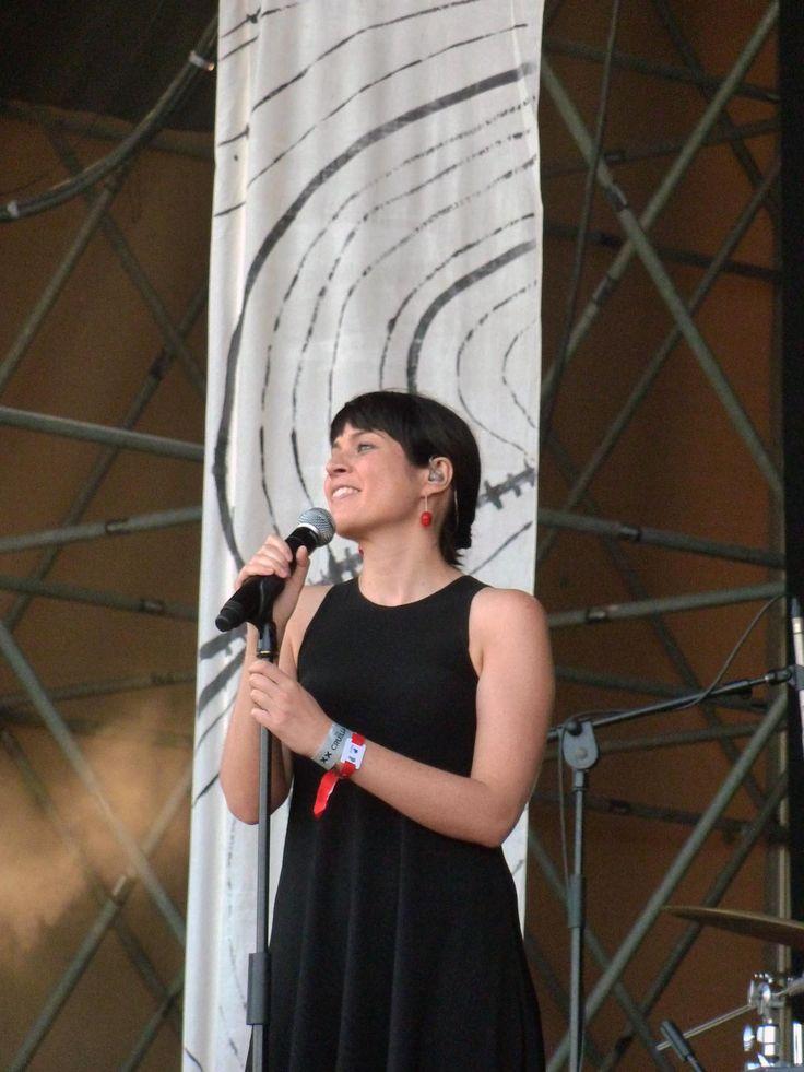 Concert Anna Roig i l'ombre de ton chien en Cruïlla 12/07/2015