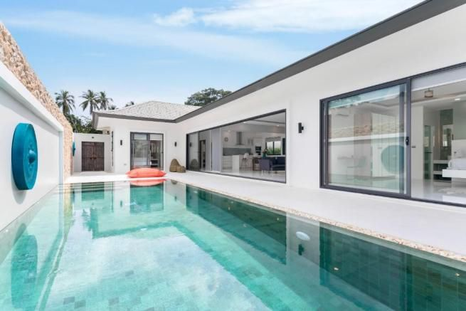 3 Bedroom Villa For Sale In Koh Samui Thailand Casas In