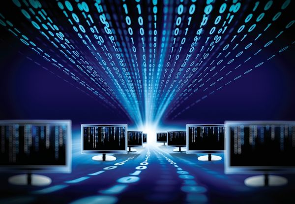 What are the advantages of electronic document management for the automation industry?