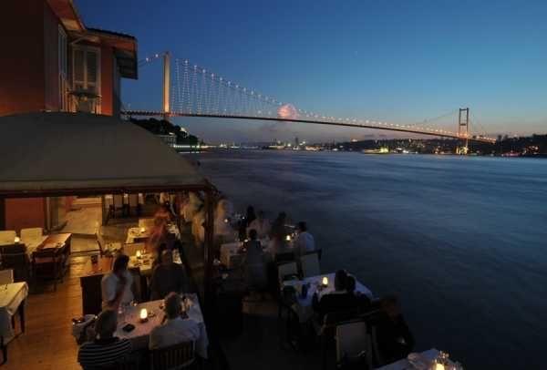 Hem Keyifli bir akşam yemeği hem de düğün veya nişan gibi organizasyonlarda, İstanbul'da kesinlikle değerlendirilmesi gereken yerlerden biri de Villa Bosphorus Beylerbeyi - Üsküdar