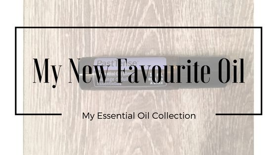 One of My New Favourite Oils
