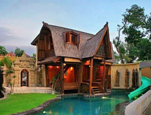 31 best balinese homes images on pinterest