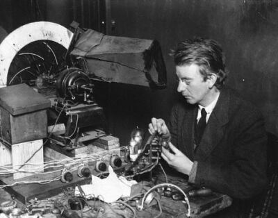 World's first publicly demonstrated television was invented by British inventor John Logie Baird