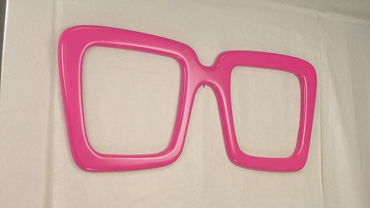 Pink n Funky Sun Glasses mirror frame - ready for a summers day...