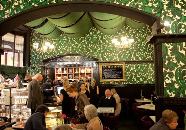 Hopetoun Tea Rooms - Cafe - Food & Drink - Broadsheet Melbourne