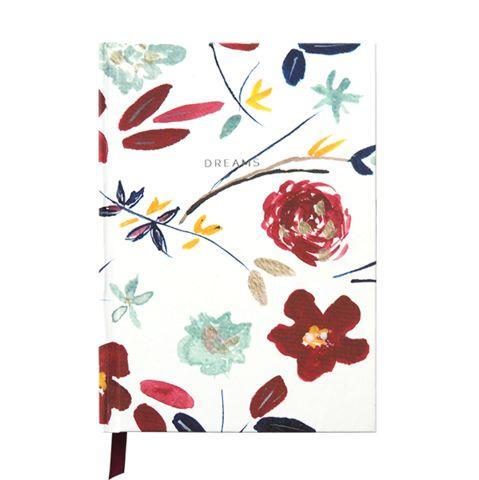 Syysmetsä notebook by NUNUCO® #notebook #nunucodesign