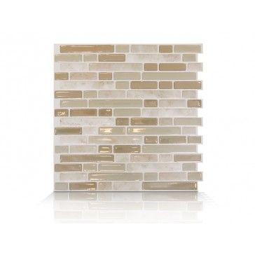 25+ best ideas about Smart tiles on Pinterest   Smart tiles backsplash,  Easy backsplash and Rv kitchen remodel