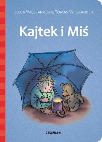 Kajtek i Miś - Ryms - kwartalnik o książkach dla dzieci i młodzieży