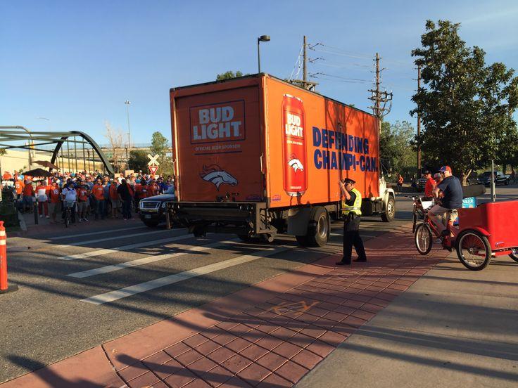 TSN Advertising, Bud Light, & the Denver Broncos team up for the NFL Season