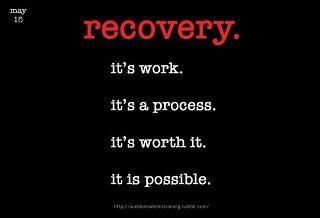 Recovery!