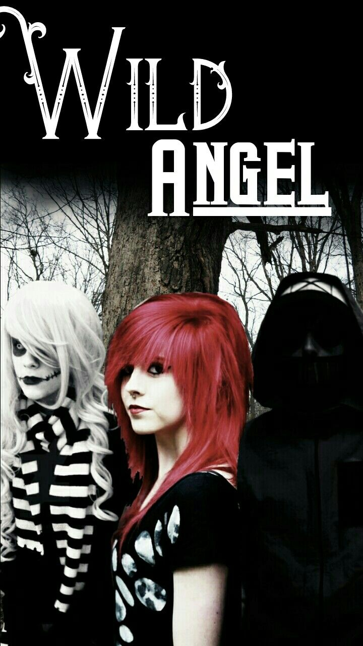 Wild angel story