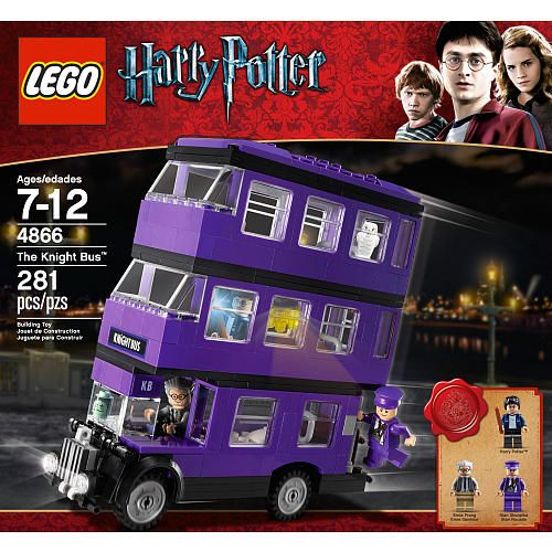 LEGO Harry Potter The Knight Bus $34.99