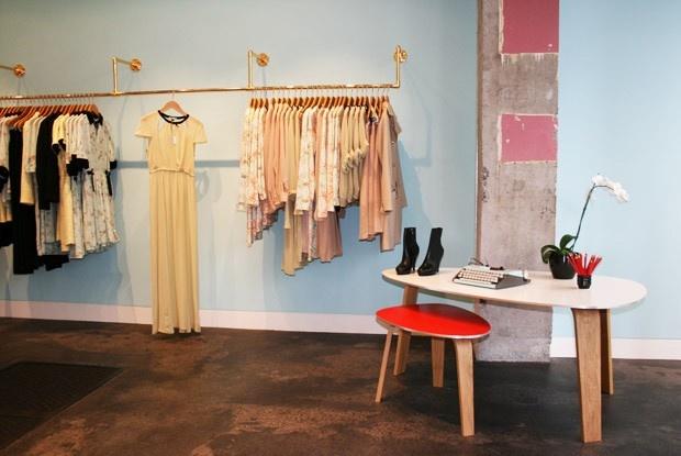 Kate Sylvester designer fashion boutique, Britomart, Auckland City
