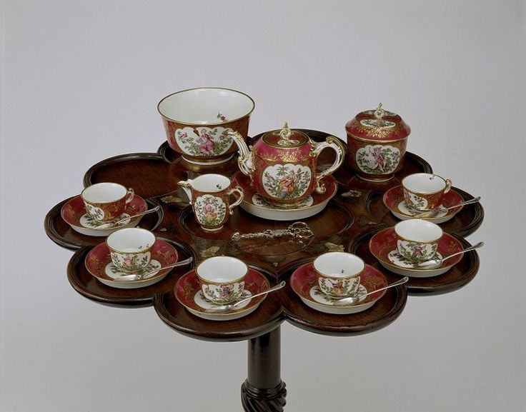 Colonial Quills: Tea Equipage in 18th Century America
