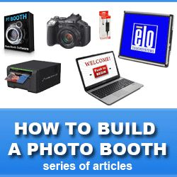 How To Build A Photo Booth Articles