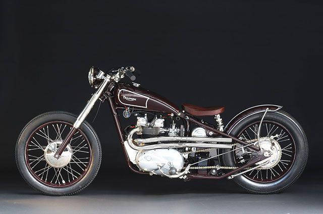 '68 Triumph T100 – Heroes Motorcycles   Pipeburn.com